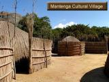 The Mantenga Cultural Village