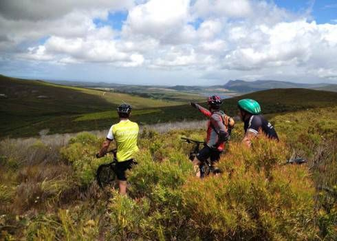 Swaziland Highlands Cycling  Tour