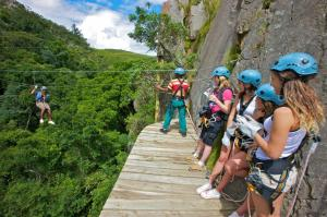 Malolotja Canopy Tour Packages
